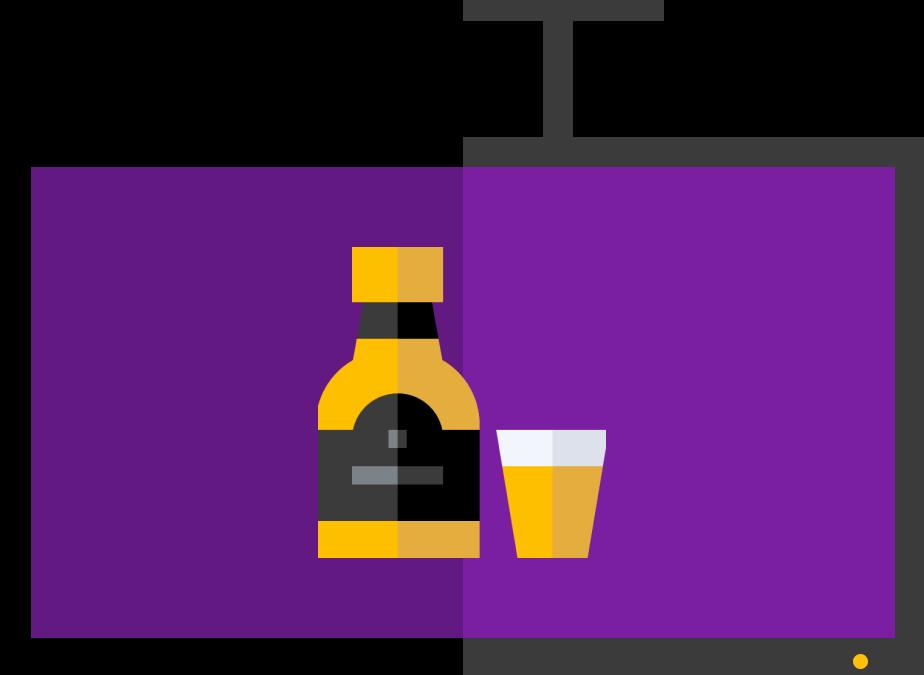 Видеореклама для брендов алкогольной продукции
